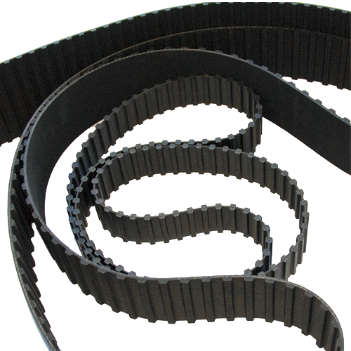 Timing belts Rubber endless Isoran IMPERIAL and IMPERIAL DD