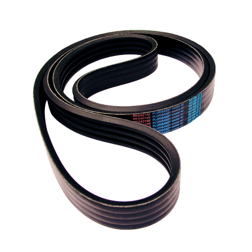 V-belts Banded & Linked V-belts Rubber PLURIBAND