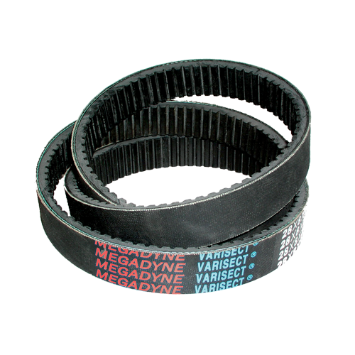 V-belts Rubber Raw Edge VARISECT