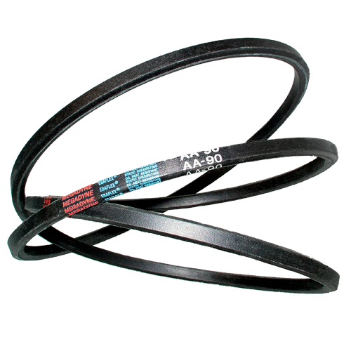 V-belts Rubber Wrapped ESAFLEX